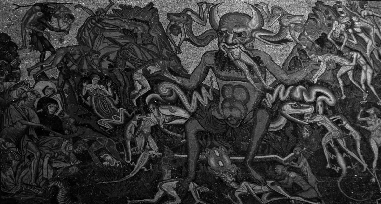 La città del male: il testo della bandella realizzato da una scrittrice di gialli