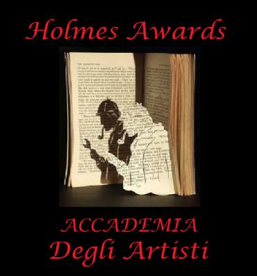 La Città del Male vince un Holmes Awards 2016