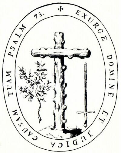 tribunale dell'inquisizione - accursio bonfantini