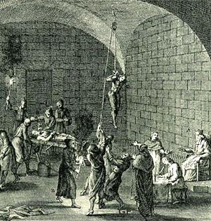inquisizione - accursio bonfantini