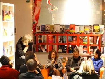 """Evento-Presentazione di """"Cuori sull'abisso"""" al Nardini Bookstore di Firenze"""