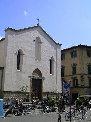Chiesa di Sant'Ambrogio, Firenze