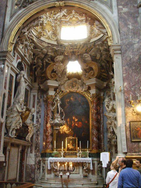 Santissima Annunziata Cappella di San Giuliano o di San Giuseppe