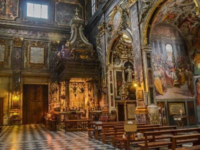 Santissima Annunziata. Cappella dell'Annunciazione