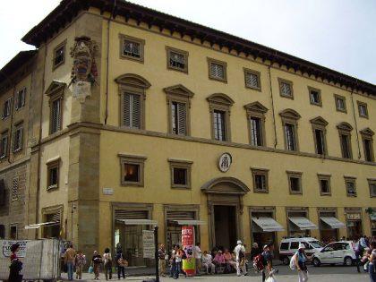 Palazzo Arcivescovile Firenze. Il Monastero dei delitti