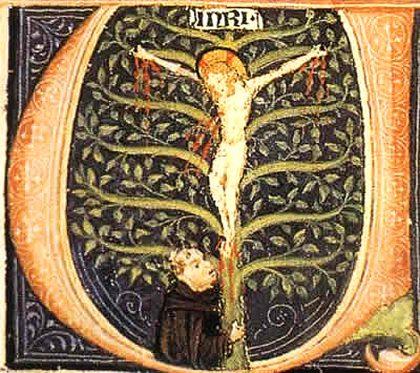 Ubertino da Casale Arbor vitae crucifixae Jesu