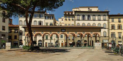 Piazza dei Ciompi Il Monastero dei delitti
