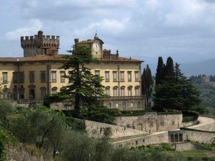 San Donato in Collina. Villa di Torre a Cona