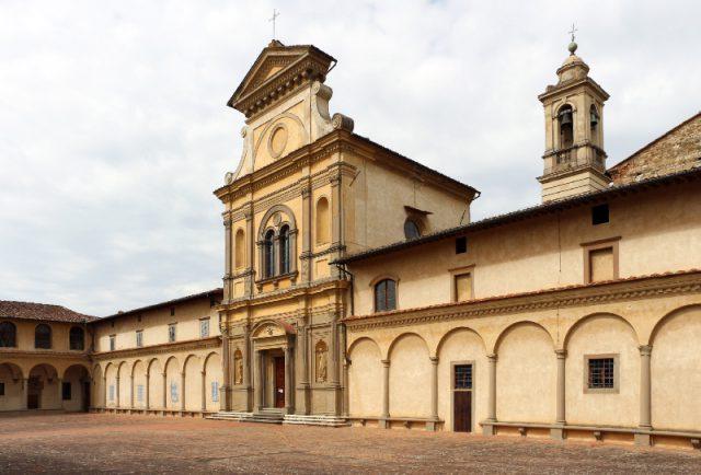 Certosa del Galluzzo - Chiesa di San Lorenzo
