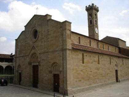 Fiesole Cattedrale di San Romolo