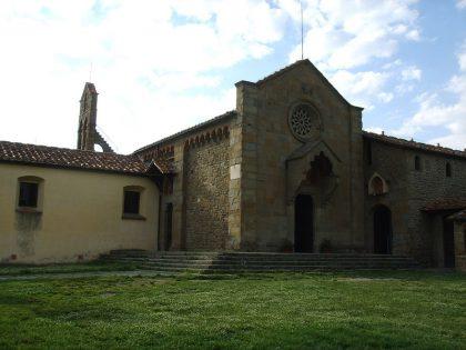 Fiesole Chiesa di San Francesco