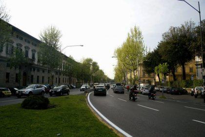 Firenze Viale Matteotti