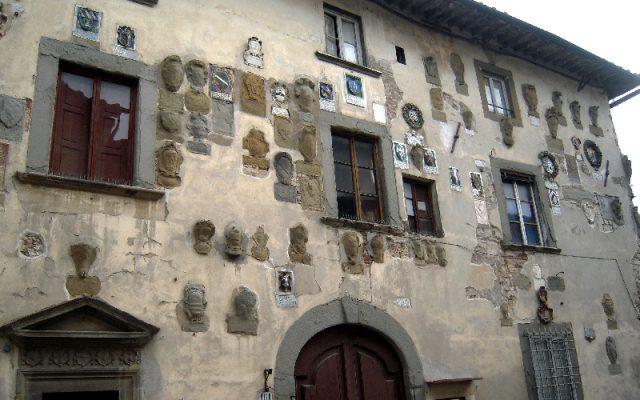Galluzzo (Firenze) - Palazzo del Podestà