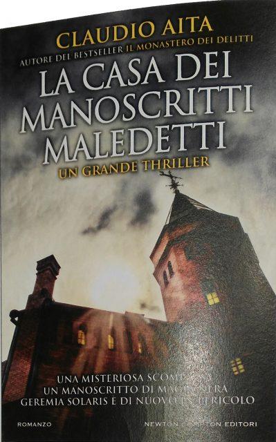 La casa dei manoscritti maledetti - Claudio Aita