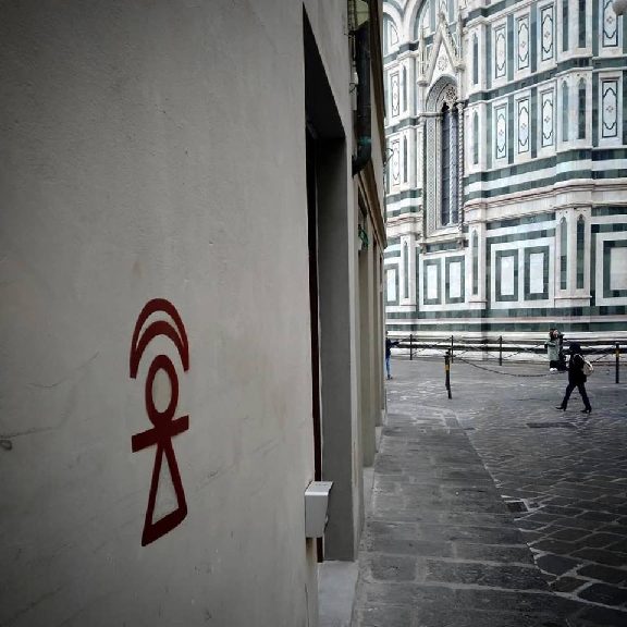 Firenze, Via dello Studio