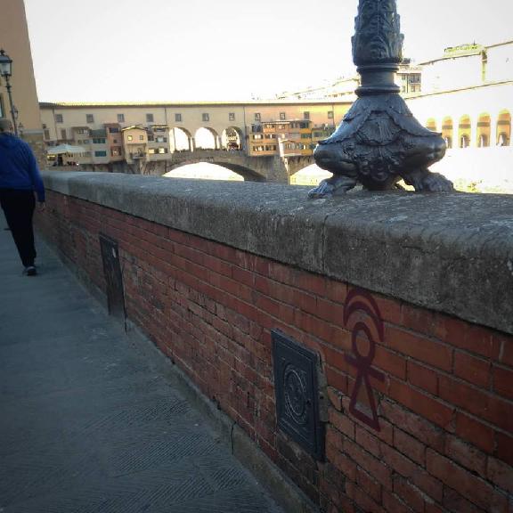 Firenze, Piazza S. Maria Sopr'Arno