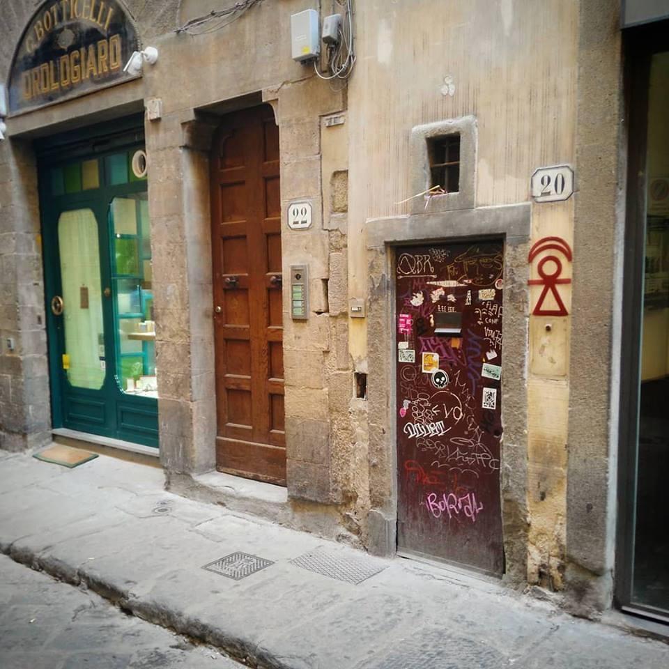 Firenze, Borgo degli Albizi