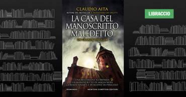 Presentazione La Casa del Manoscritto Maledetto alla libreria Libraccio di Firenze – 06.06.2018