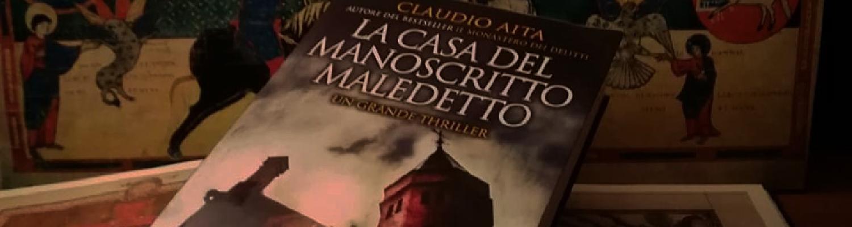La casa del manoscritto maledetto – Il primo capitolo in anteprima